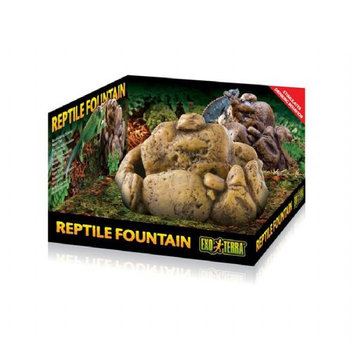 ET Reptile Fountain Dish withpump PT2814